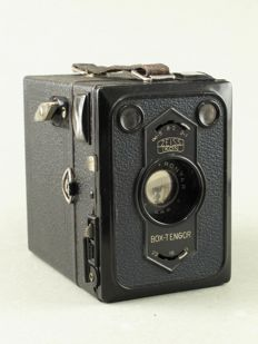 Zeiss Ikon BOX-TENGOR, model 54-2, in beautiful, working condition