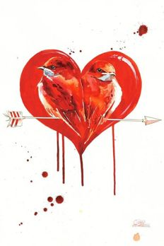 Lora Zombie - Love Birds
