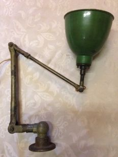 REVO - Original unrestored factory wall lamp