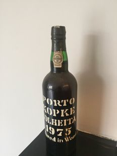1975 Colheita Port Kopke - bottled in 1993