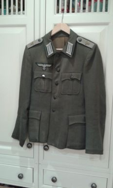 WW2 German Uniform Medical nco officer