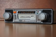 Cosmel TCS-801 Stereo classic car radio with cassette