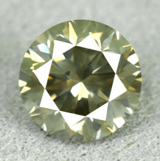 Diamond – 0.70 ct, Si1 – NO RESERVE PRICE