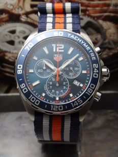 Tag Heuer Formula 1 Chronograph Ref. CAZ1014 - Men's Watch - 2016