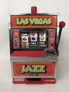 Las Vegas Slot Machine - late 20th century