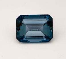 London Blue Topaz - 29.90 ct