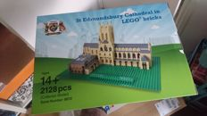 St. Edmundsbury Cathedral in LEGO bricks (BIG VERSION)