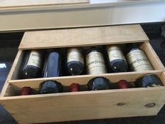 1981 Chateau Bellevue, Saint-Emilion Grand Cru Classé, France - 12 bottles in OWC