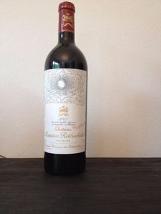 2002 Chateau Mouton Rothschild, Pauillac - 1 bottle (75cl)