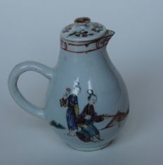 Milk jug - China - 18th century