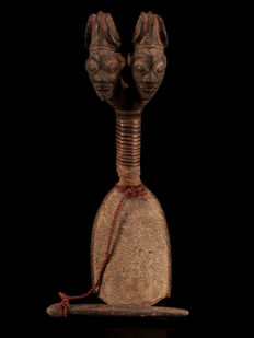 BAMILEKE Bell, Musical Instrument from Cameroon