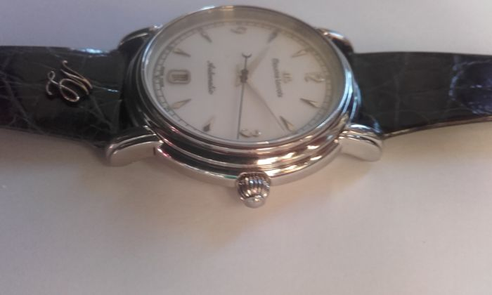 Maurice Lacroix - Pontos Date Automatic - 68775 - Heren - 1990-1999