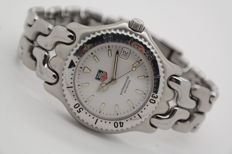 TAG Heuer Professional 200m White Polar WG1112 - Sport Elegance watch for Men's