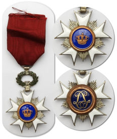 Kingdom of Belgium: Knight of the Order of the Crown