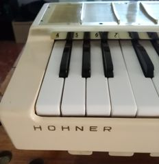 Organ - Organetta 3 - Hohner -  Germany -  1958