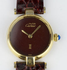Cartier - Must de Vermeil - 140120740 - Women - 1980-1989