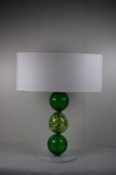 Artist: Eros Raffael - Type: Lamp Green