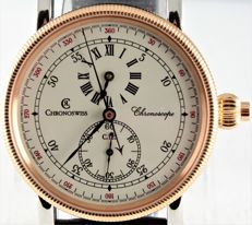 Chronoswiss Chronoscope Chronograph   –  Wristwatch  –