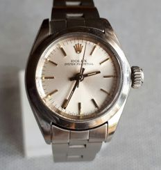 Rolex - Oyster  - 6718 - Mujer - 1980 - 1989