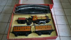 Modelcraft, India - Scale 0 - Box with a tin train, 60/70