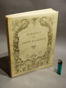 Omar Khayyam - Rubaiyat. Illustrated by Edmund Dulac - 1910