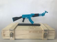 Ray Coster - AK 47 - Art Against War - Love Editio