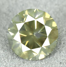 Diamond - 0.85 ct, VS2