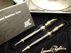 Montblanc Leonard Bernstein - Duo set - Fountain pen and Ballpoint - New and unused