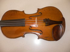 Nice German violin from Markneukirchen (Paulus en Kruse)