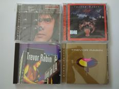 Trevor Rabin CD / Strawbs CD  / The Allman Brothers Band CD / Symphony x CD