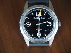 Bell & Ross - BR123 GMT - BR-123-93-SP - Hombre - 2011 - actualidad