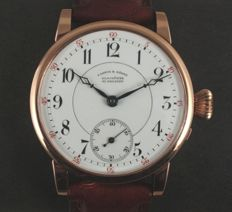A. Lange & Söhne - Glashütte by Dresden gold watch - Men