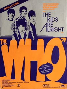 Anonymous - The Kids are alright (The Who) - 1979