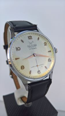 Aero Watch - Neuchatel-Landeron 501 - Corda Manual - Men - 1950-1959