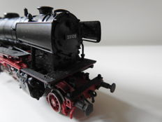 Roco H0 - 04120 A - Steam locomotive with Tender BR23 of the DB