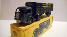 """Dinky Toys-France - Schaal 1/48 - Panhard Movic truck met oplegger ,,SNCF"""" No.32AB"""