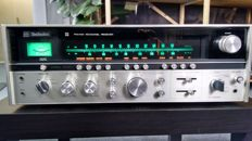 Technics SA 6400 X receiver, 4-channel TOP RECEIVER and extremely rare