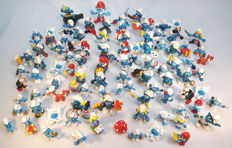 Large collection of Smurfs Peyo, Schleich, McDonalds