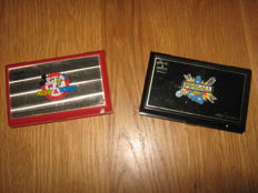 Original Game & Watch consoles: Mickey and Donald +  Pinball.