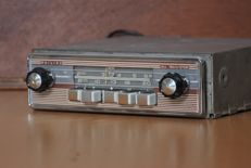 Philips N4X14T classic car radio from 1963