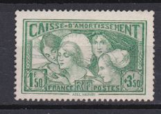 France 1931 - In favour of the Sinking fund - Yvert no. 269