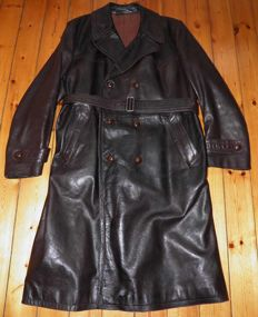 Gauleiter rare Diplomatic / Political Official's greatcoat, original period item