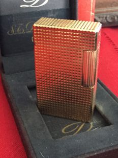 Dupont lighter, gold plated early 1980s