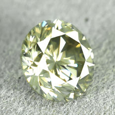 Diamant - 0.58 ct, VS2