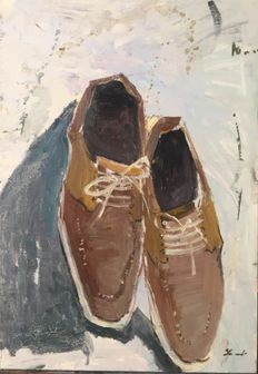 Yasenev Yaroslav (1993) - Artist shoes