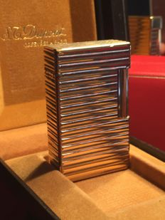 Gold plated Dupont lighter, from the 70s-80s