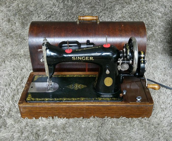 Rare Singer C Series Antique Sewing Machine 40s Germany Delectable Who Makes Singer Sewing Machines Now
