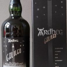Ardbeg 1999 Galileo limited 70cl in original box