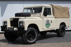 Landrover - Series 3 109 Pick-up - 1977