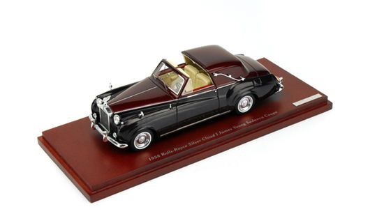 TSM Model - Scale 1/43 - Rolls-Royce Silver Cloud I James Young Sedanca Coupe 1958